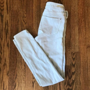 Anthropologie Pilcro Fit Stet Skinny Jeans size 25